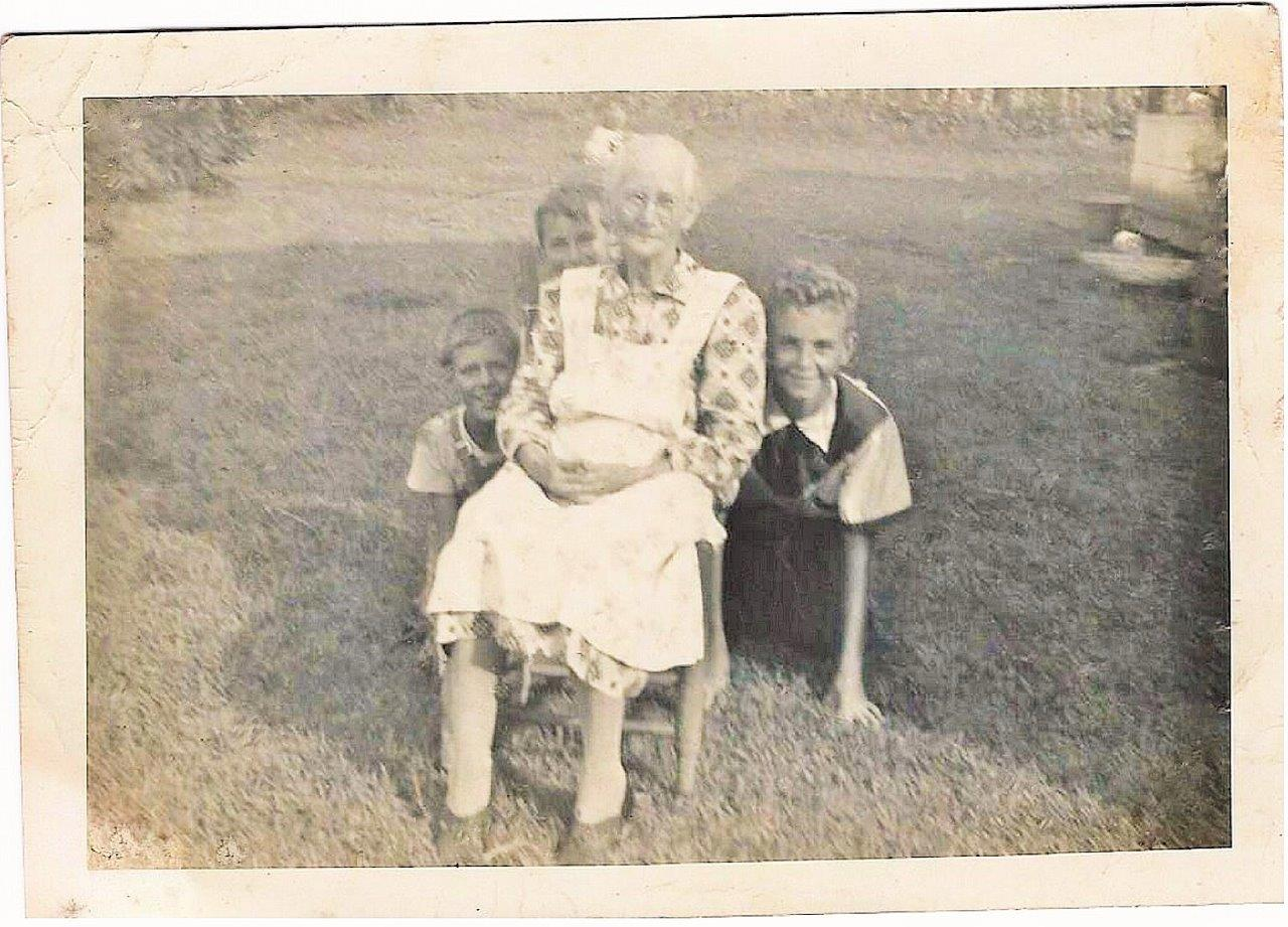 Randolph-Jones, Martha Annabelle, Rudy brown, George